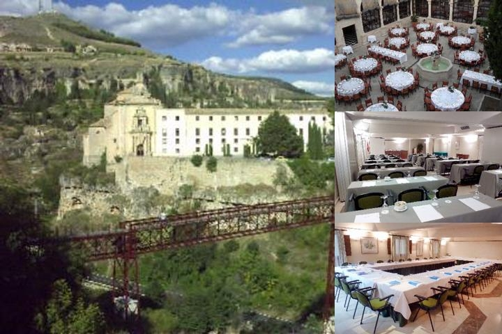 Parador De Cuenca photo collage