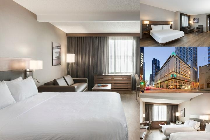Four Points by Sheraton Chicago Downtown Magnifice photo collage