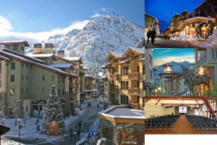 The Village at Squaw Valley photo collage