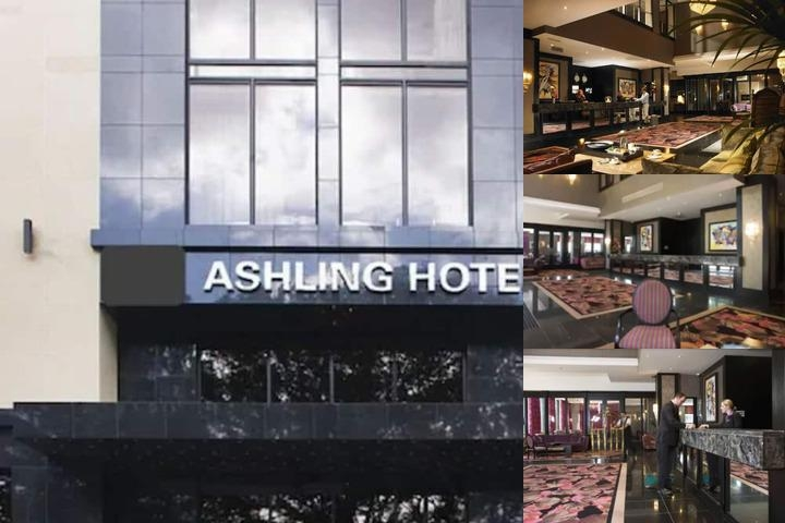 Ashling Hotel Dublin photo collage