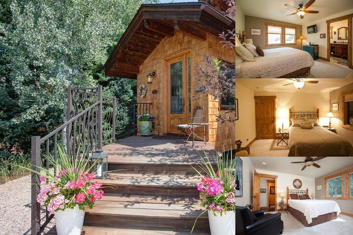 Chalet Val D'isere photo collage