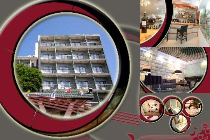 Tabar Hotel photo collage