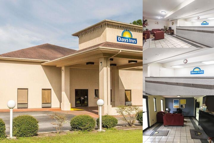 Days Inn Lake City I 10 photo collage
