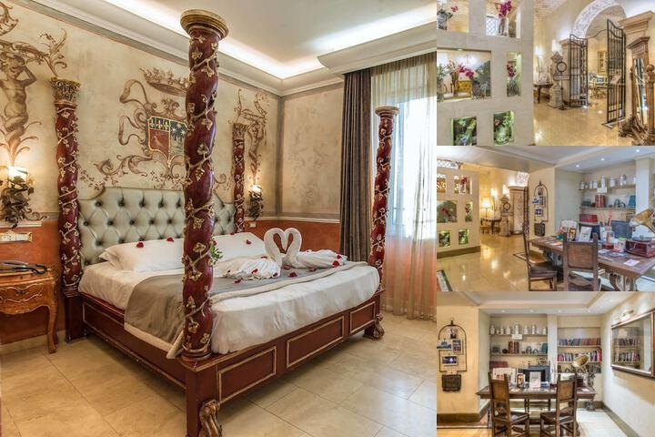 Hotel Veneto Palace photo collage