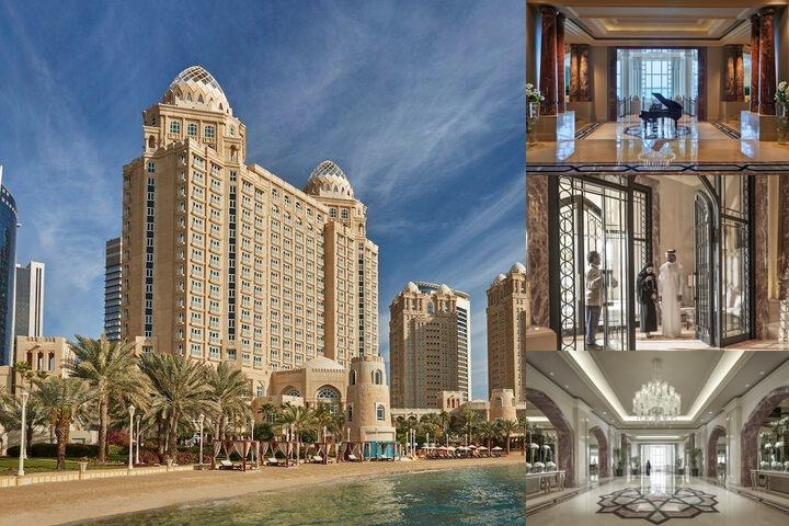 Four Seasons Hotel Doha photo collage