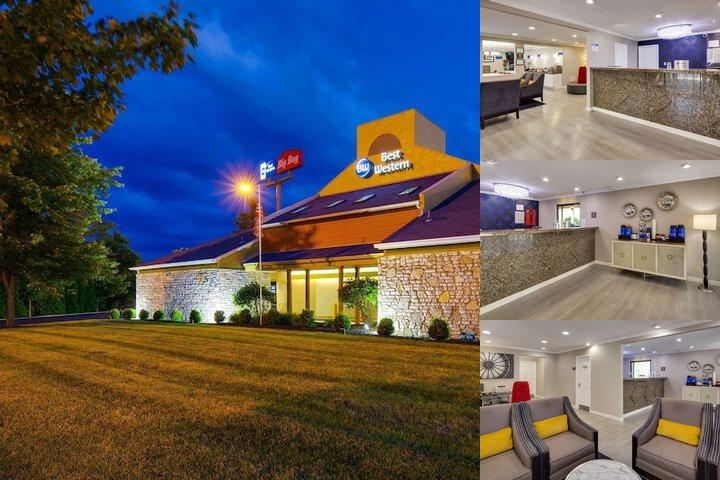Best Western Clermont photo collage