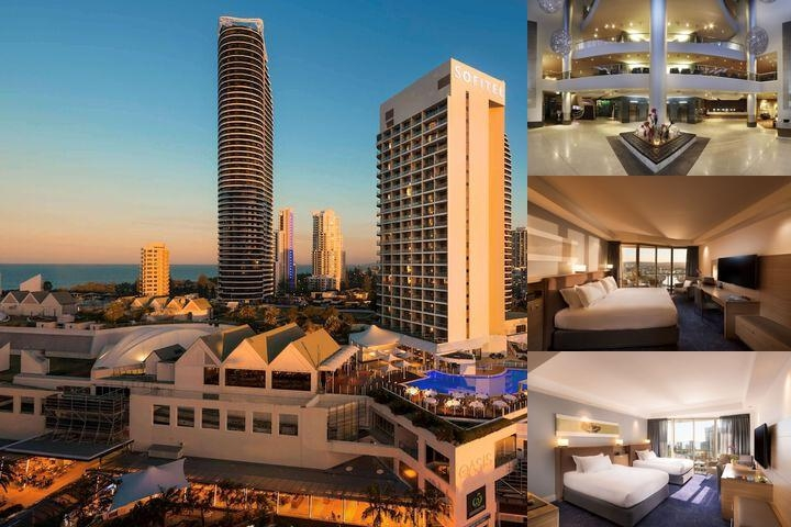 Sofitel Gold Coast Broadbeach photo collage