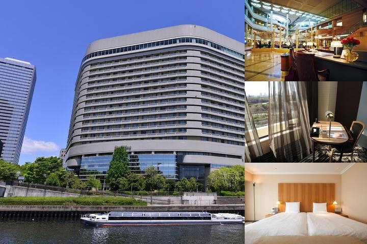 Hotel New Otani Osaka photo collage