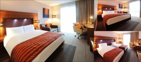 Ramada Salford Quays photo collage