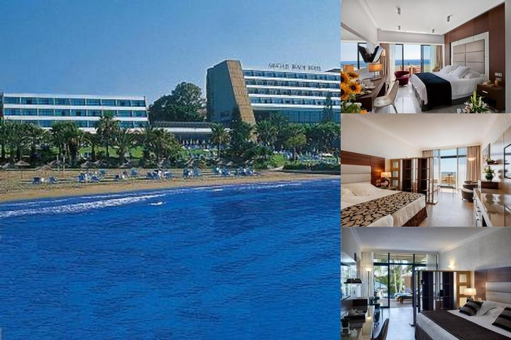 Amathus Beach Hotel Limassol photo collage