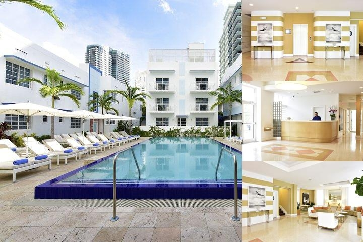 Pestana South Beach photo collage
