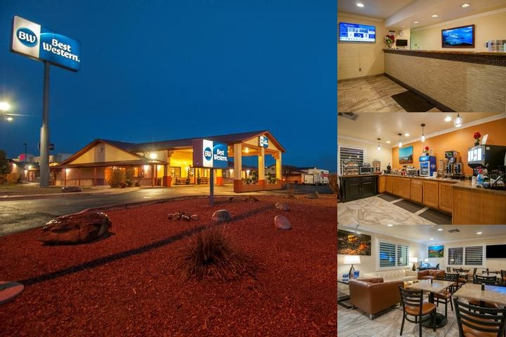 Best Western Santa Rosa Inn photo collage