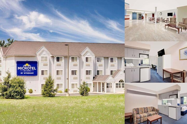 Microtel Inn & Suites Hagerstown photo collage