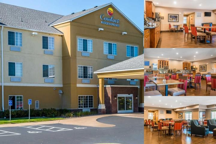 Lexington Inn Suites photo collage