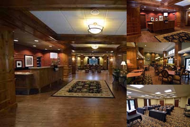 Hampton Inn & Suites New Hartford / Utica photo collage