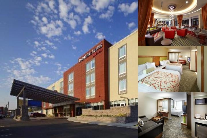 Springhill Suites Columbus Osu photo collage