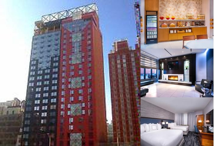 Fairfield Inn New York Manhattan Times Square photo collage