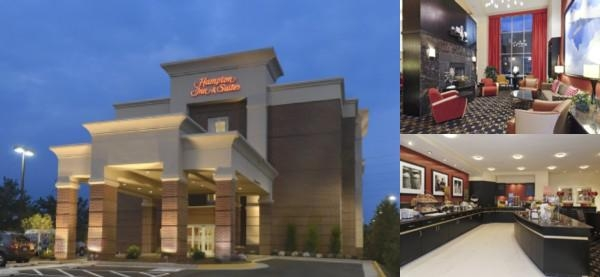 Hampton Inn & Suites Herndon Reston photo collage