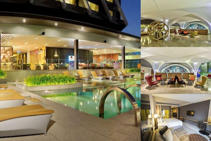Doubletree by Hilton Sukhumvit Bangkok photo collage