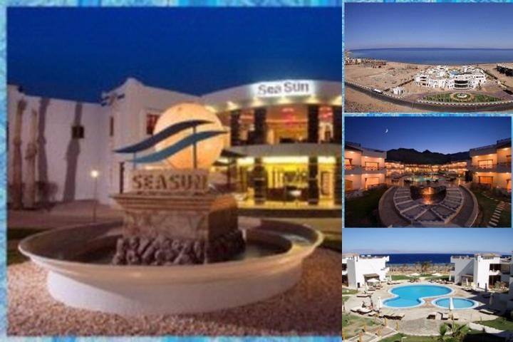 Seasun Hotel photo collage