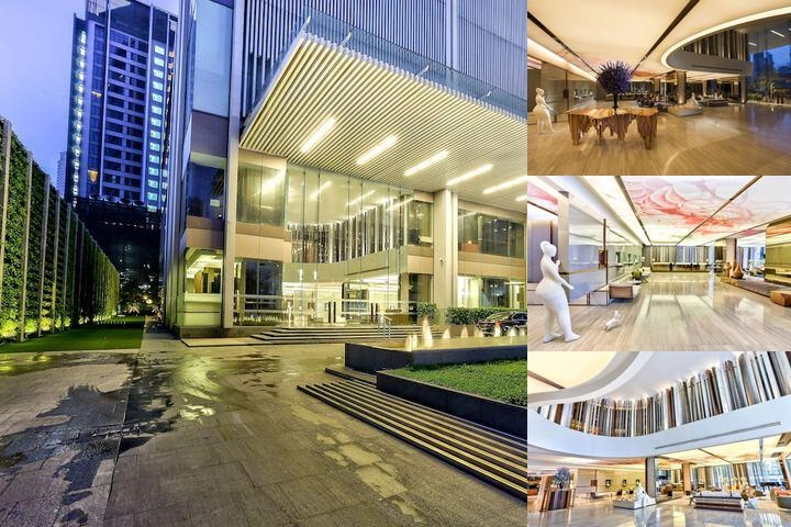 Hilton Sukhumvit Bangkok photo collage