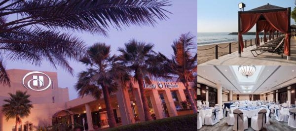 Hilton Fujairah Resort photo collage