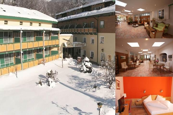 Hotel Foersterhof photo collage