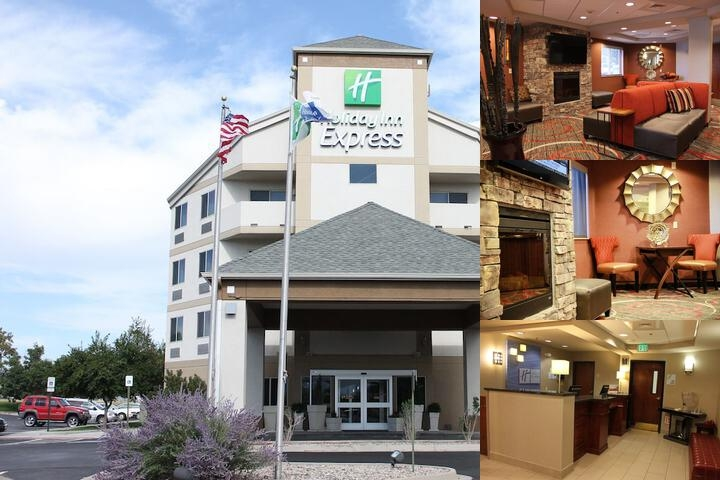 Holiday Inn Express Colorado Springs Co 1815 Aeroplaza 80916