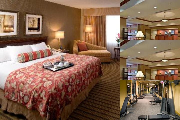 Hilton Parsippany photo collage