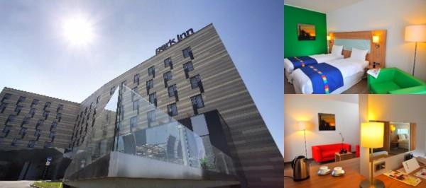 Park Inn by Radisson Hotel Ostrava photo collage