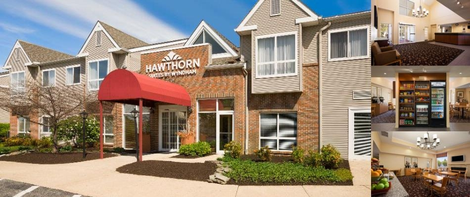 Hawthorn Suites by Wyndham Phl Airport photo collage
