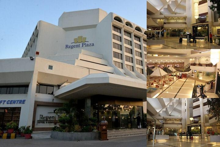 Regent Plaza Hotel & Convention Centre photo collage