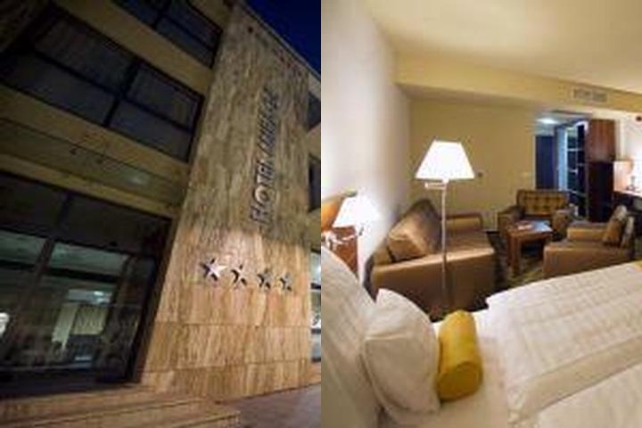 Hunguest Hotel Mirage photo collage