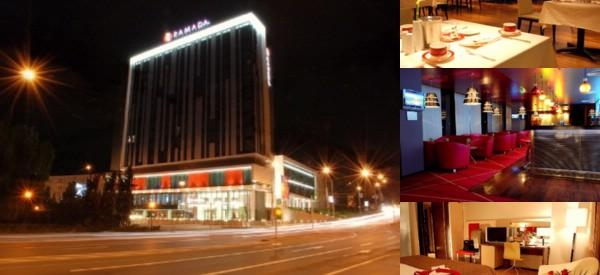 Ramada Sibiu photo collage