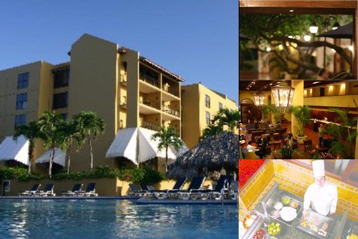 Santo Domingo Hotel photo collage