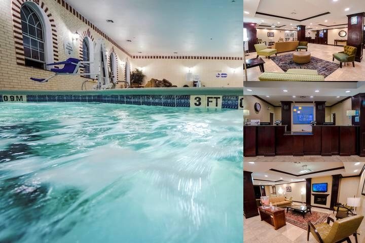 Holiday Inn Express Pampa Texas photo collage