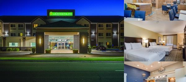 La Quinta Inn & Suites Logan photo collage