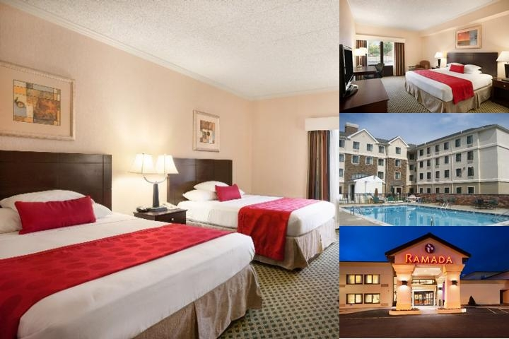 Ramada Hotel photo collage