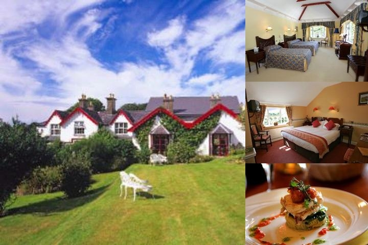 Killeen House Hotel photo collage