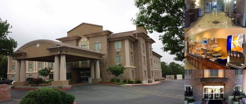 Holiday Inn Express I 10 Nw Holiday Inn Express Fiesta Texas/six Flags