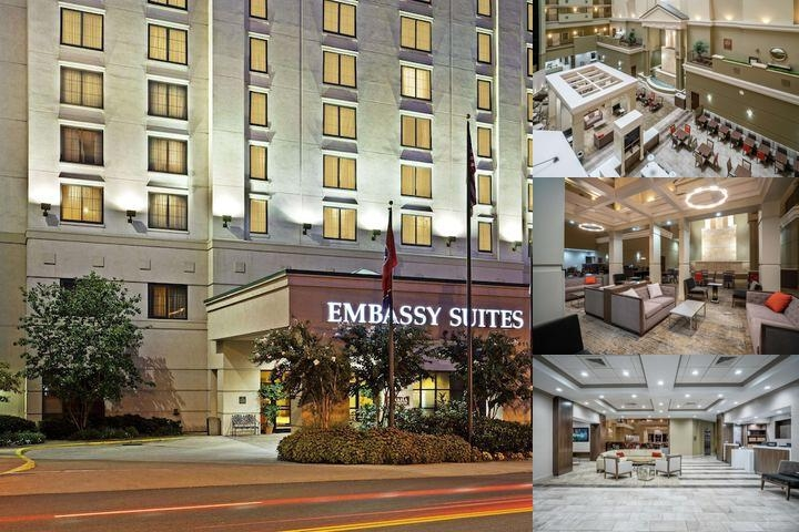 Embassy Suites Nashville at Vanderbilt photo collage