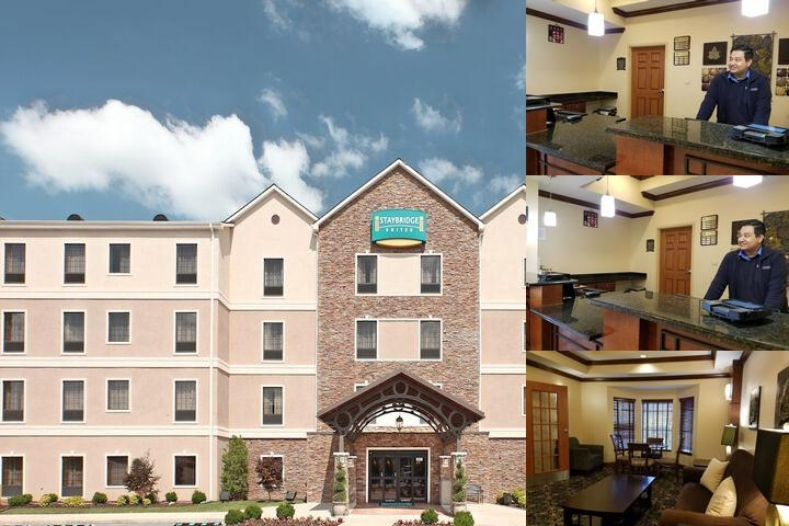 Staybridge Suites Rogers Bentonville photo collage