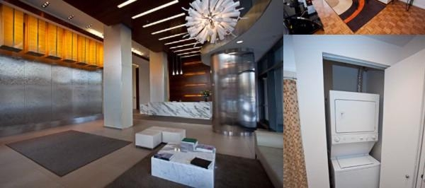 Luxy Suites Columbus photo collage