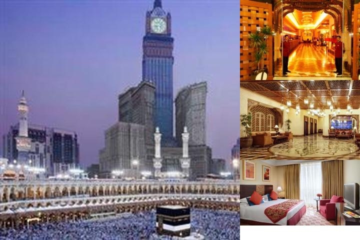 Hotel Pullman Zamzam Makkah photo collage