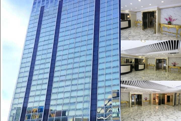 Best Western Plus Hotel Kowloon photo collage