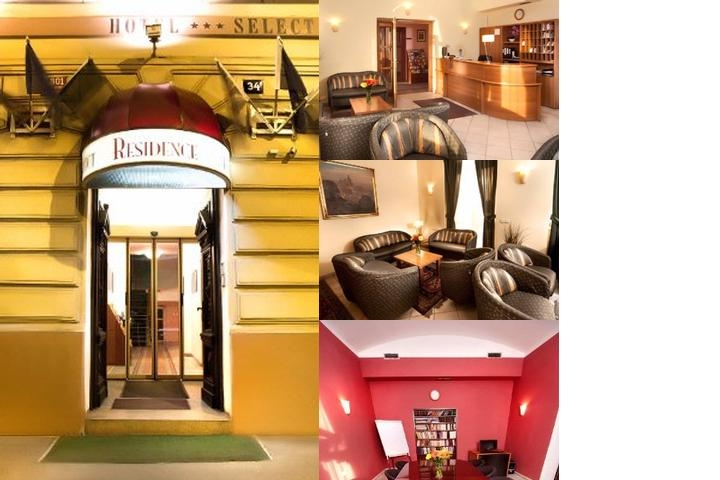 Hotel Residence Select photo collage