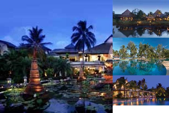 Le Meridien Khaolak Beach & Spa Resort photo collage