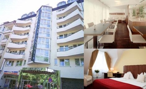 Park Hotel Moabit photo collage