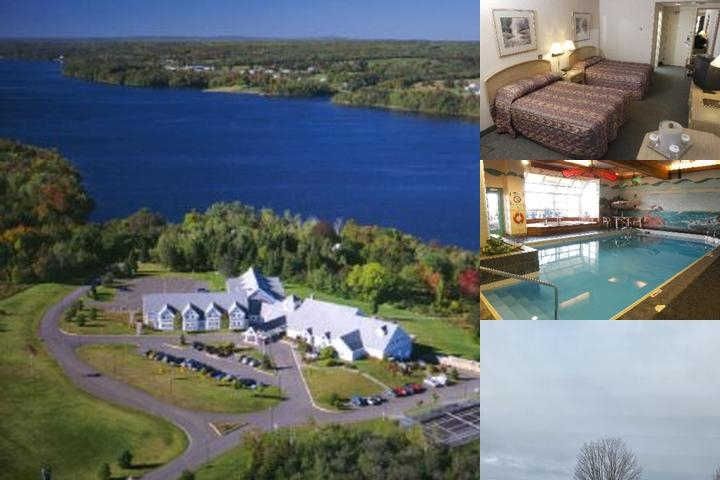 Riverside Resort & Conference Centre photo collage