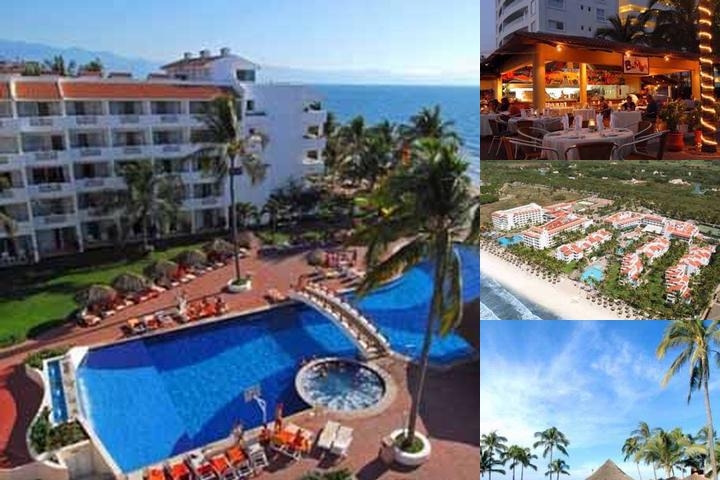 Marival Resort & Suites Nuevo Vallarta All Inclusi photo collage